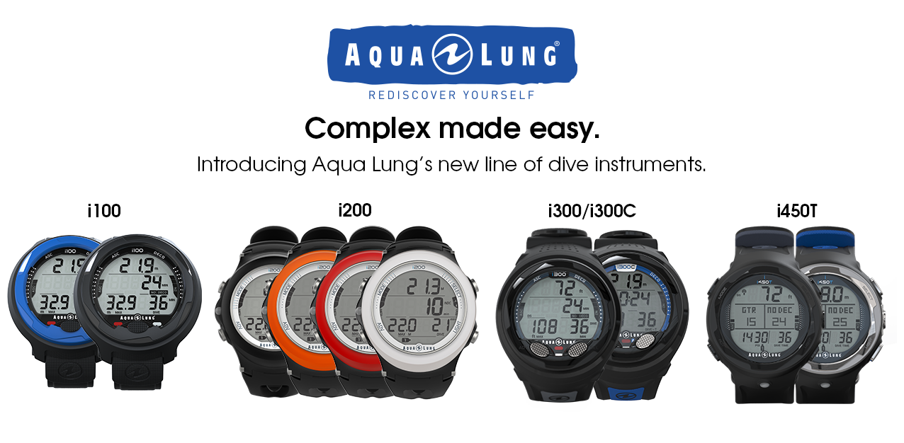 Aqua Lung Dive Computers from diveshop.ae