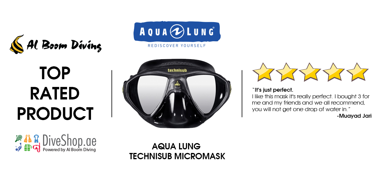 Aqua Lung Technisub Micro Mask from diveshop.ae